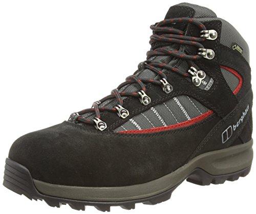 Berghaus Mens Explorer Trek Walking Boot Nero / Nova