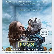 Room: A Novel Audiobook by Emma Donoghue Narrated by Michal Friedman, Ellen Archer, Robert Petkoff, Suzanne Toren