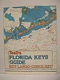 Teall's Florida Keys Guide : Key Largo - Conch Kay : Depth Chart/Contour Map