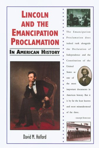 the abolition movement and the emancipation proclamation in the history of america The abolition of slavery in virginia  the emancipation proclamation declared all  one state was part of the confederate states of america and had its.