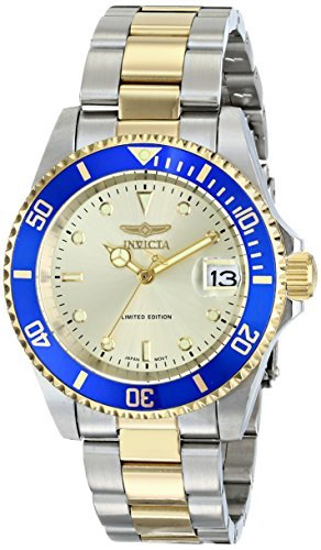 Invicta Men's ILE8928OBASYB Limited Edition