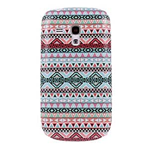 Nationality Style #003 Pattern Plastic Hard Back Case Cover for Samsung Galaxy S3 Mini I8190