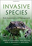 img - for Invasive Species: Risk Assessment and Management book / textbook / text book