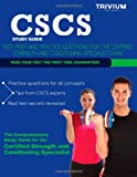 CSCS Study Guide : Test Prep and Practice Questions for the Certified Strength and Conditioning Specialist Exam, Trivium Test Prep, 1939587980