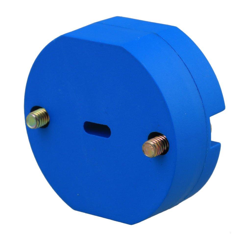 Mxfans RTD PT100 Temperature Sensors Transmitter 50 to 100 Degree DC 24V Blue