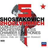 Shostakovich: Concertos, Orchestral Suites, Chamber Symphonies