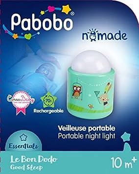 Pabobo Dans Les Bois Nachtlicht Nomade