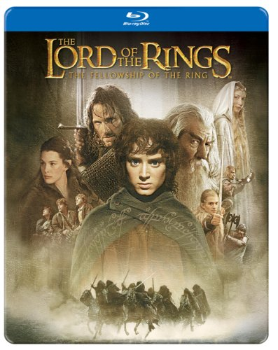 Lord of the Rings: Fellowship of the Ring  [Blu-ray]