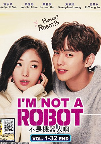 I'm Not a Robot (K-Drama w. English Sub, All Regional DVD)