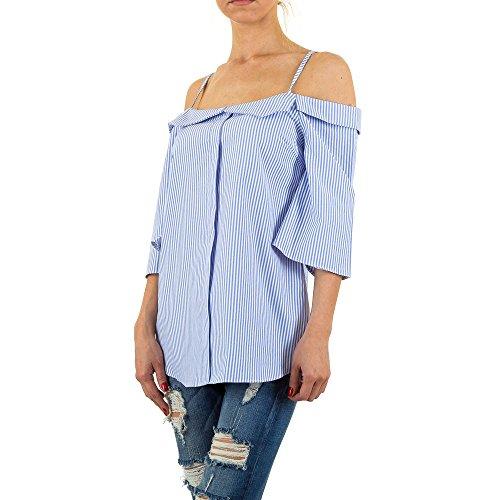 iTaL-dESiGn - Camisas - para mujer Azul