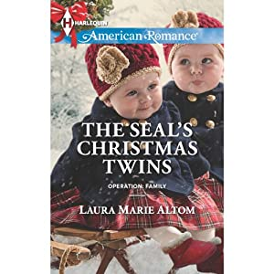 The SEAL's Christmas Twins Audiobook
