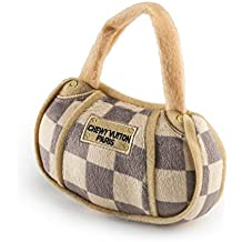Haute Diggity Dog HDD-006-SM Checker Chewy Vuitton Purse, Small