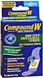 Compound W One Step Invisible Strips 14 Each (Pack of 12)