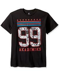 Akademiks Men's 99 City Graphic T-Shirt
