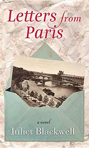 book cover of Letters from Paris
