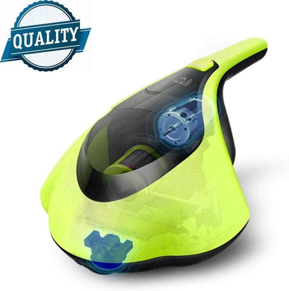 Esterilizador de lecho ultravioleta para removedor de ácaros del hogar Prevención de ácaros de alta velocidad de vibración Deshumidificación Mini aspiradora Plata