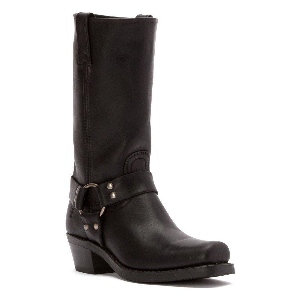 FRYE Women's 12R Harness Boot B00R54VA1C 8.5 B(M) US|Black
