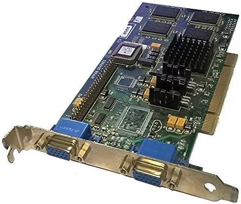 Tarjeta gráfica Appian Graphics Gemini PCI pca-8566 2 x VGA pasivo ...