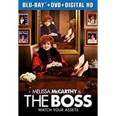 THE BOSS arrives on Digital HD July 12 and Blu-ray, DVD, On Demand July 26 from Universal Pictures