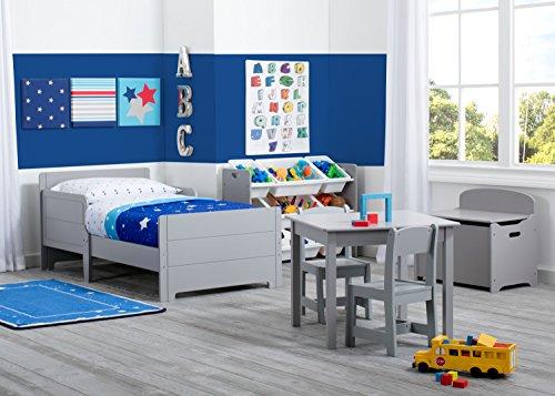 51YzxCsucvL - Delta Children MySize Deluxe Toy Box, Grey