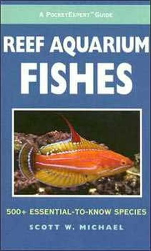 Tfh Nylabone ATFMC120S Pocket Guide To Reef Aquarium Fishes