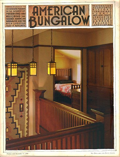 Bungalow Home Office - American Bungalow Magazine, Spring 1997 (Issue No. 13)