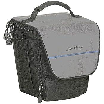 Camera Bag Eddie Bauer Adjustable Shoulder Strap - Black