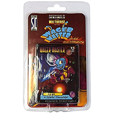 Sentinels of The Multiverse: Wager Master Board Game: Toys & Games