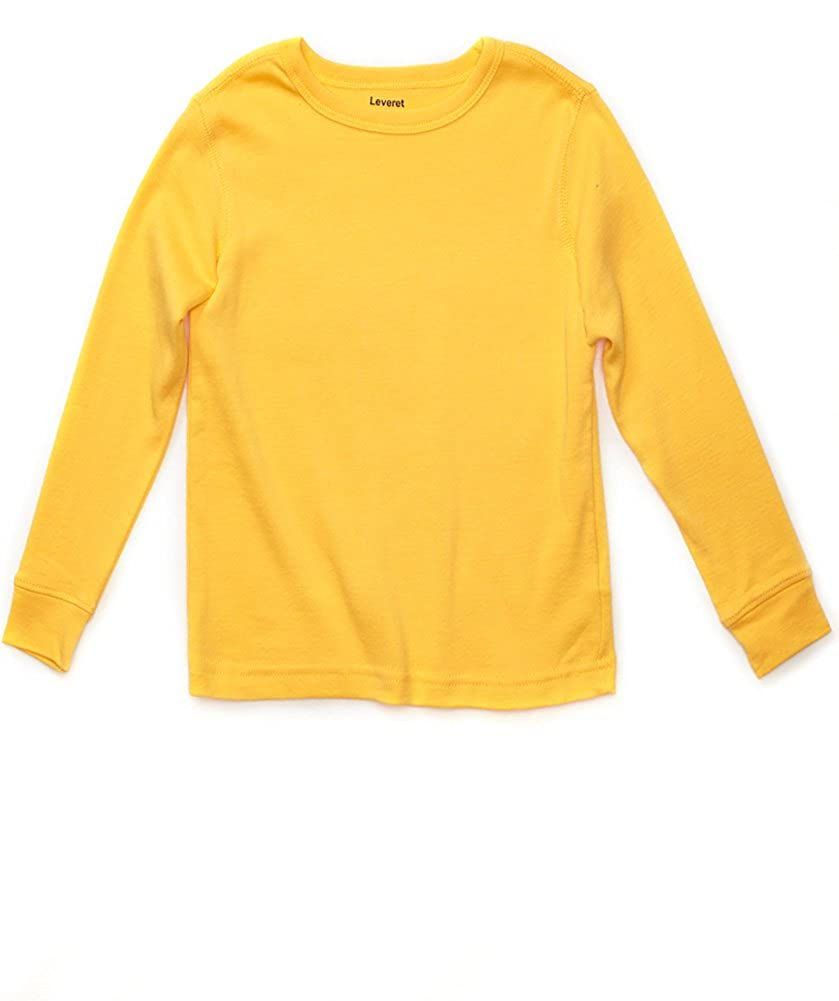 Bright Yellow Long Sleeve T Shirt South Park T Shirts