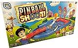 Games Hub Pinball Shoot Kids Tabletop 2 Player Family Fun Target Shooting Game