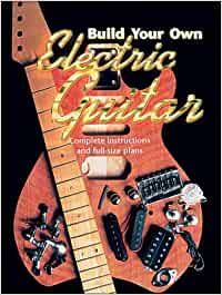 build your own electric guitar complete instructions and full size plans with plans martin. Black Bedroom Furniture Sets. Home Design Ideas