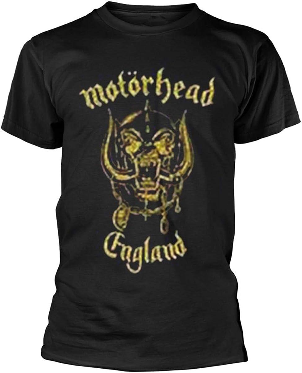 Collectors Mine England Classic Gold Camiseta para Hombre