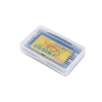 Amazon.com: Min 2048M 369 in One - Juego de cartas NDS para ...