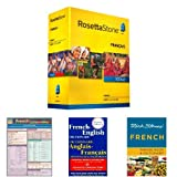 Rosetta Stone French Language Learning Bundle