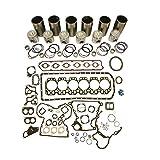 1409-6414TM John Deere Parts Engine Base Kit 544B INDUST/CONST; 544C INDUST/CONST; 544D INDUST/CONST; 624E INDUST/CONST; 624G INDUST/CONST; 640 SKIDDER; 640D SKIDDER; 643 FELLER BUNCHER; 643D FELLER B