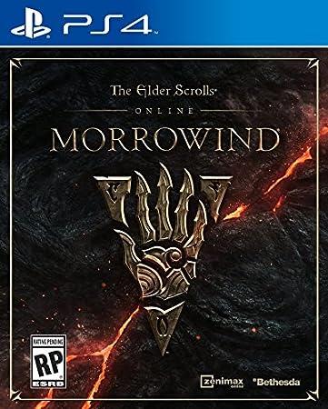 The Elder Scrolls Online: Morrowind - PlayStation 4 Standard Edition
