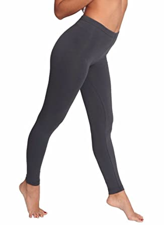 2dcab02ea American Apparel Cotton-Spandex Jersey Legging at Amazon Women s ...