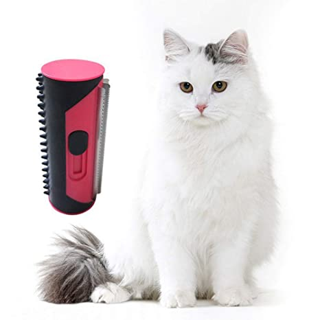 &liyanan Cepillo para Depilación para Mascotas, para Perros ...