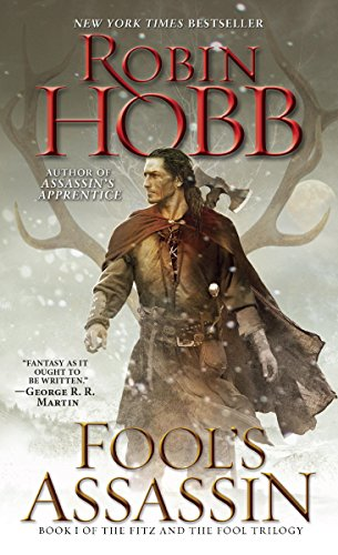Fool's Assassin: Book I of the Fitz and the Fool Trilogy by [Hobb, Robin]