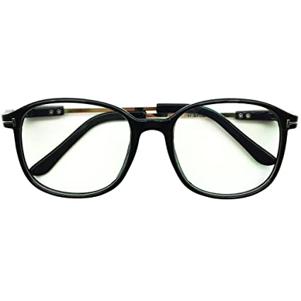 b71455d34d4 Amazon.com  Lasree Oversize Reading Glasses +2.75 Lenses Mens Womens  Readers Tortoise Frame Longsighted Spectacles  Health   Personal Care