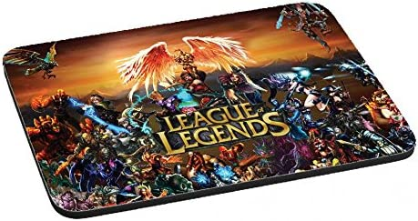 Alfombra de ratón League of Legends Champions