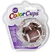 Wilton Color cups are specially designed with foil lining to keep colors on the outside bright and fun for every celebration. These bold and exciting baking cups will make your treats the center of attention. Perfect for any occasion and great for th...