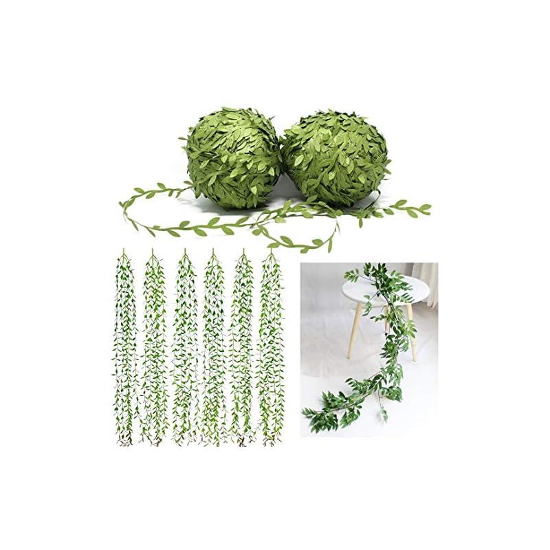 silk flower arrangements wedding decorations | fake plants | bridal shower decorations | fake plants for decoration | garland greenery | flores artificiales para decoracion | rustic wedding decorations for reception