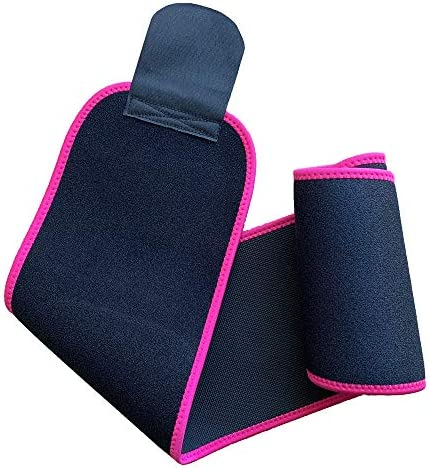 Waist Trainer Slimming Belt Back Support Waist Band Fitness Strength Training Equipment core Abdominal Trainers Sweat Band Waist Trainer for Women 4