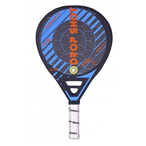 Amazon.com: Drop Shot Hurricane 2.0, Pala de Tenis de Padel ...