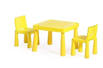 Mr. Ghorbani Hannah - Juego de Mesa y sillas Infantiles, Color ...
