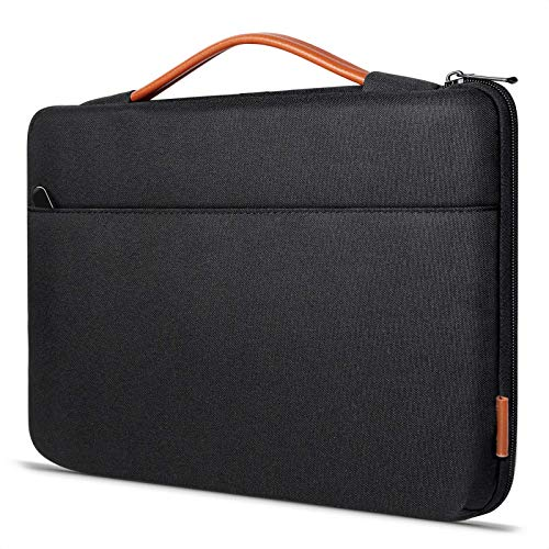 Inateck 14 Inch Laptop Case Sleeve Briefcase, Shock Resistant Bag Compatible with Notebook/Chromeboo