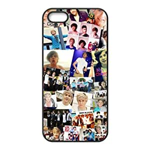 Customize One Direction Zayn Malik Liam Payn Niall Horan Louis Tomlinson Harry Styles Case for iphone5 5S JN5S-2249