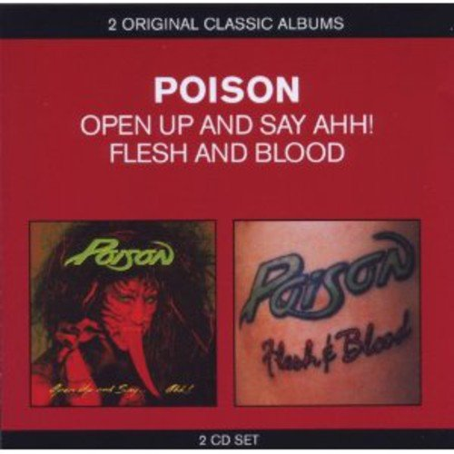 Classic Albums: Flesh & Blood/Open Up & Say Aaah