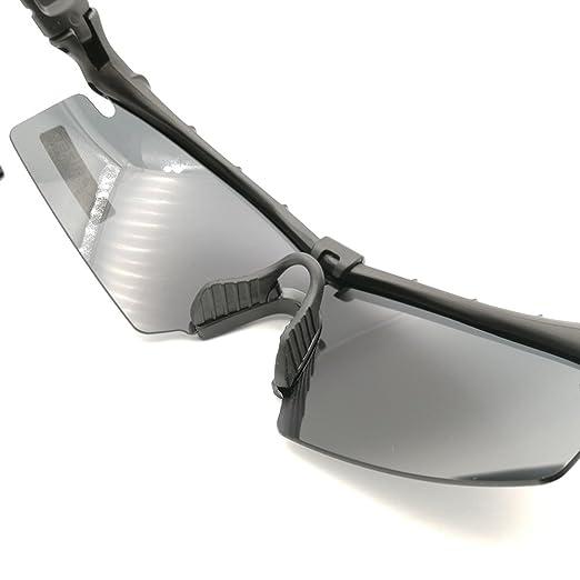 Gafas protectoras tácticas profesionales Gafas BALLISTIC M 3.0 Military Strike Gafas UV400 Army de disparo de airsoft deportes al aire libre polarizadas ...